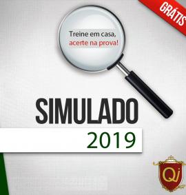 Simulado 2020 qi